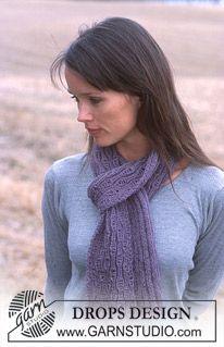 Kobieta - Bezpłatne wzory na druty i szydełko od DROPS Design