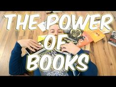 Why do the most successful people make reading a daily habit? In today's video I highlight The Power of Books and five MASSIVE benefits you will gain from re. Reading Benefits, Book Signing, Book Review, New Books, Youtube, Youtubers, Youtube Movies