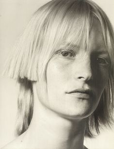 Kirsten Owen by David Sims for Heads: Hair by Guido (a beauty book published in Best Beauty Tips, Beauty Advice, Beauty Hacks, Beauty Book, Hair Beauty, The Face Magazine, David Sims, Hair Blog, Blond