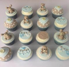 The cutest baby shower cupcakes you'll ever make, eat, or see! We've gathered best baby shower cupcakes to help inspire others. The mommy-to-be will cry over how darn cute these cupcakes are!  [...]
