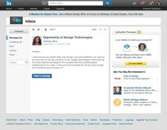 #LinkedIn Refreshes Its Inbox with Message Previews and a Simpler Interface to Keep Users Around Longer   TechCrunch   #socialmedia