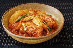 Kimchi Jjim (김치찜)