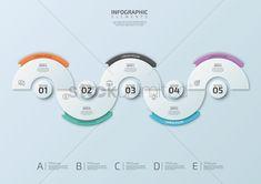 Infographic design elements Imagenes vectoriales - 1798214 | StockUnlimited