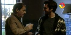 Amor en Farsantes: Julio Chávez y Benjamín Vicuña, cada vez más cerca. No te pierdas el video! www.ratingcero.com/c99636
