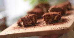 Tort czekoladowy z likierem kawowym na zimno