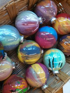 Jesse Tree Ornaments, Easter Eggs