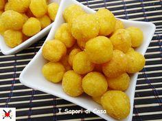 Nachos balls - ricetta finger food