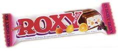 Baton cu Caramel, Nougat si Fructe Roxy