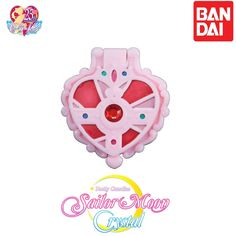 GASHAPON BANDAI Sailor Moon Stained Glass Compact Mirror Cosmic Hearth