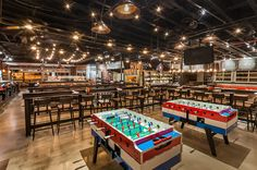 Draft Republic Gastro Pub -- Cohn Restaurant Group -- 4282 Esplanade Court, San Diego -- La Jolla/UTC