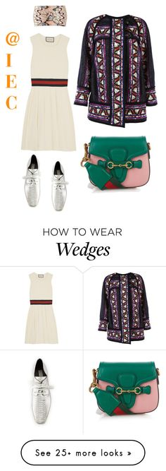 """""""Sans titre #962"""" by kit92 on Polyvore featuring Gucci, Isabel Marant, STELLA McCARTNEY, Missoni, women's clothing, women, female, woman, misses and juniors"""