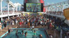 Disney Fantasy Cruise, Part 1