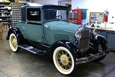 1928 Ford Model A...Re-Pin Brought to you by #CarInsurance at #HouseofInsurance in Eugene, Oregon