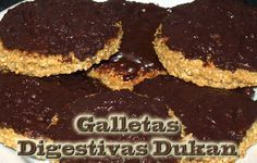 Galletas digestivas Dukan