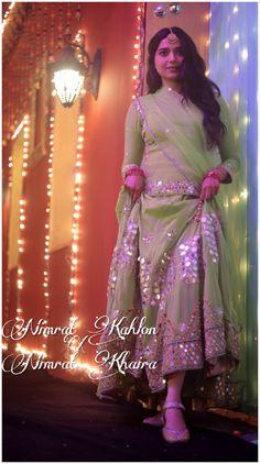 Anarkali Suits, Punjabi Suits, Awesome Dresses, Nice Dresses, Wedding Lenghas, Wedding Dresses, Indian Dresses, Indian Outfits, Designer Wear