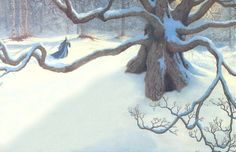 Ruth Sanderson «The Snow Princess»