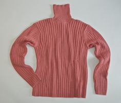 Murray's Toggery Shop — Nantucket Red Collection Ladies Ribbed Turtleneck Sweater