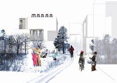 a f a s i a: Ecosistema Urbano . Jensen . 70N . ljusarkitektur . Atkins
