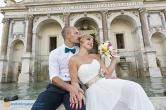 Wedding photography in Rome Italy. Image by Andrea Matone photographer.