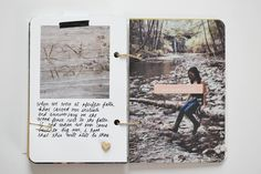 Travel Journal by Vanessa Perry for Gossamer Blue