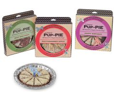 Pup-PIES All-Natural Puppy Snacks