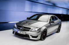 Mercedes-Benz C 63 #AMG Edition 507