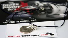 1000+ images about Our Products on Pinterest |Death Proof Duck Keychain