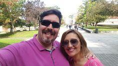 Precioso día para pasear y casi en noviembre #anabelycarlos #galifornia #somoslibres