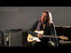 ▶ Robben Ford on his blonde 1960 Telecaster - YouTube