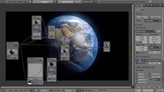 How to Create a Realistic Earth in Blender
