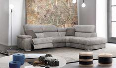 A Weston ülőgarnitúrát azoknak terveztük, akik modern, mégis kényelmes bútorokkal berendezett társalkodóra vágynak. Modern stílus, metál lábak határozzák meg a Weston ülőgarnitúrát; egyedi, párnázott karfája, mély és széles ülése és mechanikusan 8 pozícióba állítható fejtámlája által a mindennapi pihenés még kellemesebbé válik. Bár modern, letisztult formavezetéssel rendelkezik, ugyanakkor kiváló kényelmet biztosít. A modell rendelhető elektromos relax funkcióval is. Relax, Couch, Fun, Furniture, Home Decor, Settee, Decoration Home, Room Decor, Sofas