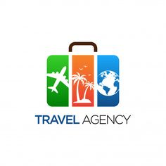 logo Travel Logo Design Discover thousands of Premium vectors available in AI and EPS formats Travel And Tours Logo, Travel Agency Logo, Travel Logo, Turismo Logo, Logo Voyage, Logo Design, Design Design, Graphic Design, Vector Freepik