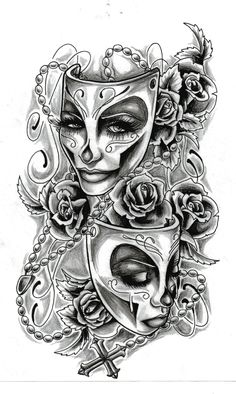 Image detail for -feminine tattoo design by almigh t designs interfaces tattoo design ...