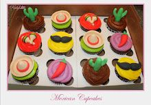 Mexican Cupcakes Mexican Cupcakes, Desserts, Food, Meal, Deserts, Essen, Hoods, Dessert, Postres