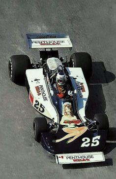 1976 Guy Edwards, Hesketh 308D Ford met him in 1977 at frank sytners dealership 1977.. super nice bloke..