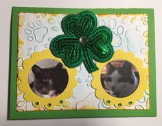 Birthday card for Ffej from Kaya and Ziggy (63rd). 3/17/17