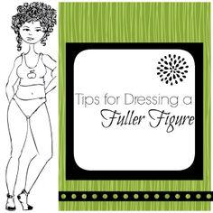 How to dress a fuller figure #plussize #fullfigure #fashion