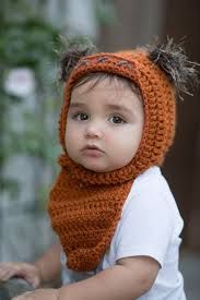 Crochet Beanies on Pinterest Ewok, Crochet Monkey Hat and Cabbage Patch