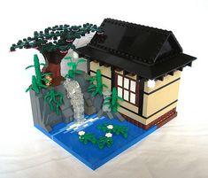 lego japanese tea house