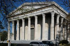 Greek Revival Architecture, Louvre, Building, Travel, Viajes, Buildings, Destinations, Traveling, Trips