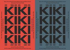 Poster for dj kiki