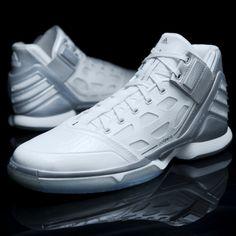new concept 11ccb 1987d Adidas Basketball adiZero Rose 2 - Silver Lining