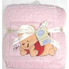 Disney's Baby's 1st Blankie - Pink