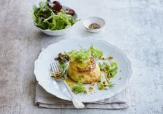 Whip up this twice-baked cheese soufflé for a perfect summertime lunch Susan Recipe, Cheese Souffle, Lamb Stew, Baked Cheese, Cooking Together, Baking Tins, French Food, Savoury Dishes, Cheese Recipes