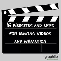 16 Websites and Apps for Making Videos and Animation
