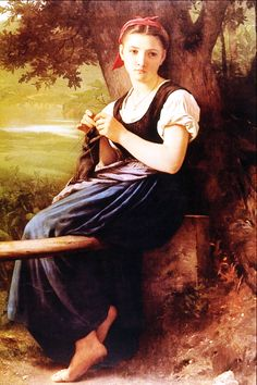 William-Adolphe Bouguereau (1825-1905)