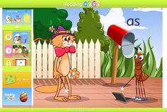 ReadingEggs.com - online phonics program for kids