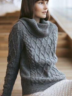 Feb 2020 - 48 free aran sweater knitting pattern Patterns ⋆ Knitting Bee free knitting patterns) Cable Knitting Patterns, Jumper Knitting Pattern, Sweater Patterns, Pullover Design, Sweater Design, Aran Sweaters, Cable Knit Sweaters, Vogue Knitting, Free Knitting