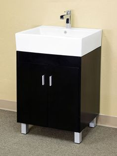 The Palencia Modern Vanity Is Simple And Simply Stylish With Its Clean  Modern Design, Making It A Great Addition To Any Contemporary Bathroom.