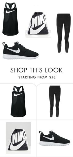 """Untitled #810"" by alanawedge59 on Polyvore featuring NIKE"
